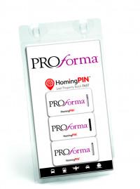 Proforma HomingPIN