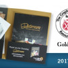 """The """"2017 Admore Sales Kit"""" earned a Gold award and a """"Best in Show"""" award at the 28th annual """"Detroit Club of Printing House Craftsmen, Gallery of Superb Printing."""""""
