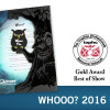"""The 2016 version of Admore's annual Halloween promotion, called """"WHOOO?"""", took Gold from the FSEA's 24th annual Gold Leaf Awards."""