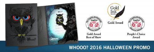 "The 2016 version of Admore's annual Halloween promotion, called ""WHOOO?"", took Gold from the FSEA's 24th annual Gold Leaf Awards."