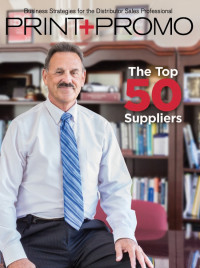 Print+Promo's Top 50 Suppliers of 2017