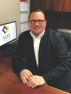 Jamie Miller of MTI Connect