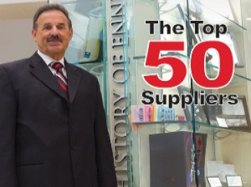 2018 Top 50 Suppliers: What the Data Tells Us