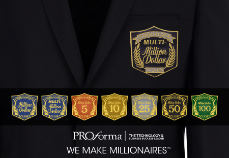 Proforma Million Dollar Club Jacket