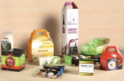 Stouse LLC's new line of folding cartons