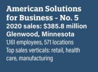 American Solutions top distributors list
