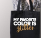 'My Favorite Color Is Hitler'? Tote Decoration Reminds Us to Choose Fonts Carefully