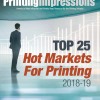 Hot Markets for Printing Industry Demand 2018-19 Reveals Largest Print Buying Sectors
